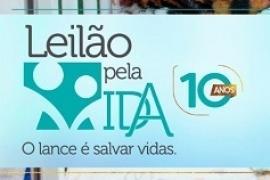 ESTÂNCIA BAHIA REALIZA EM DEZEMBRO LEILÃO PELA VIDA DO HCANMT