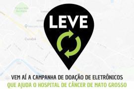 CAMPANHA ARRECADA LIXO ELETRÔNICO EM PROL AO HCam/MT
