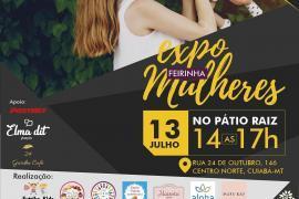 1ª EXPO MULHERES NO PÁTIO RAIZ
