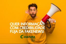 FUJA DE FAKE NEWS