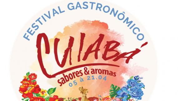 FESTIVAL GASTRONÔMICO SABORES E AROMAS CUIABÁ